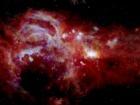 В НАСА показали новый вид центра нашей галактики