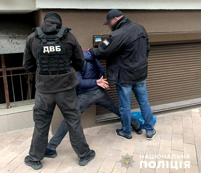 Задержан боевик «ДНР», который в Киеве стрелял в полицейских - фото