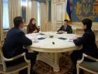 Зеленский планирует построить «город-сад» для переселенцев из Крыма