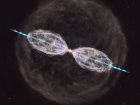 Астрономы уловили метаморфозы престарелой звезды