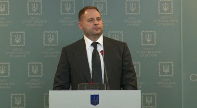 Ермак не смог ответить, как будут отбираться представители оккупированного Донбасса ы «консультативный совета» - фото