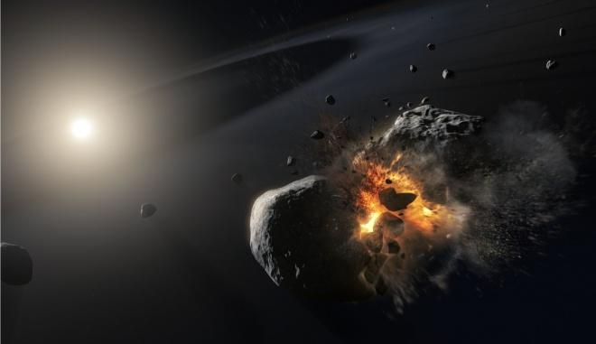 Астрономы открыли планету, которой не было - фото