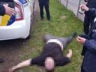 В Днепре в полицейском авто умер задержанный