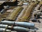 В заброшенном детском центре обнаружили мощной схрон вооружения