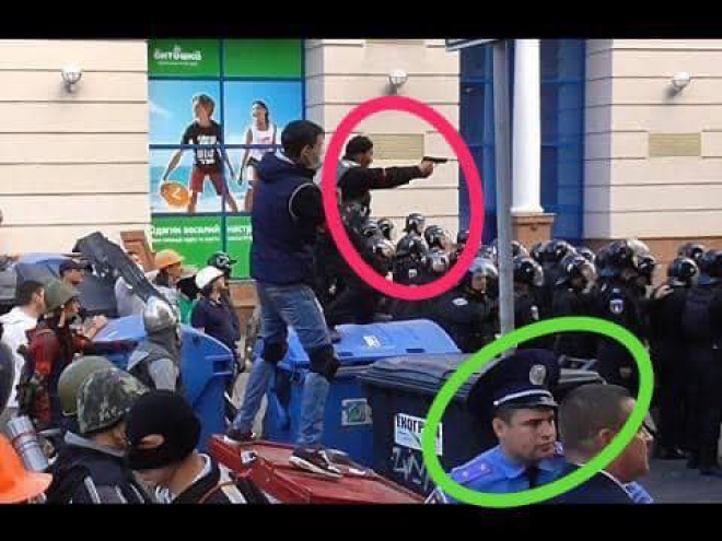 Главой полиции Винницкой области назначен человек, который в Одессе помогал сепаратистам в нападении на проукраинский митинг - фото