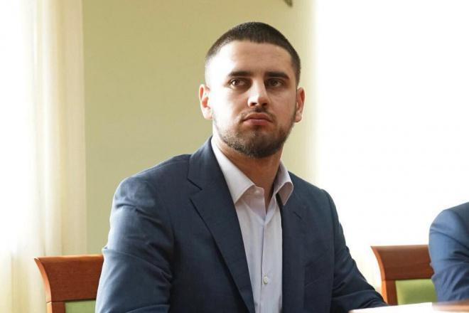 Скандальный экс-нардеп Дейдей стал помощником начальника полиции Киева - фото