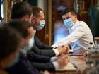 Зеленский переходит на особый режим работы