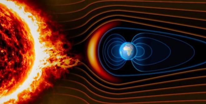 Как Земля поддерживает свое магнитное поле? - фото