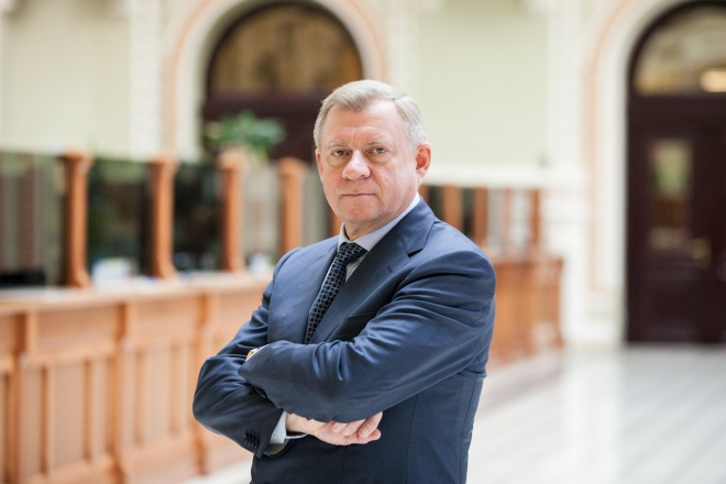 Председатель Нацбанка подал заявление на увольнение - фото