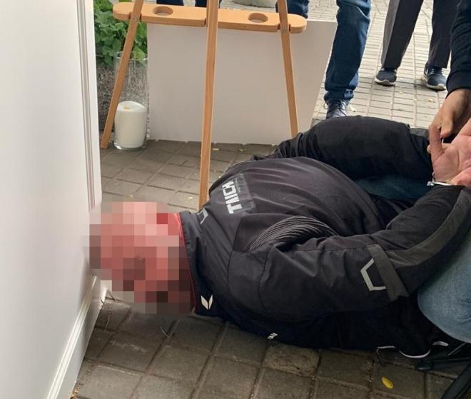 СБУ задержала фигуранта «пленок Ермака» со 100 тыс долларов - фото