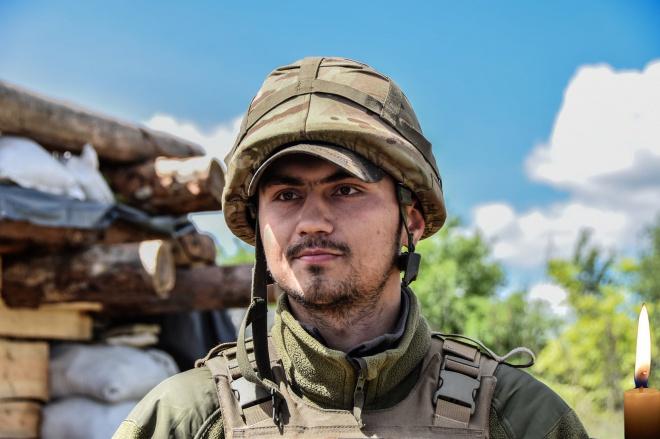 Тарасу Матвиеву присвоено Героя Украины - фото