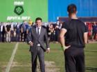 В ОПУ «отмазали» Зеленского за опоздание на футбольный матч