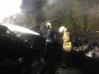 На Харьковщине упал военный самолет, более 20-ти погибших