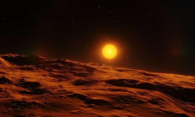 """Обнаружен первый """"ультра-горячий нептун"""". Он близок к солнцеподобной звезде и имеет атмосферу - фото"""