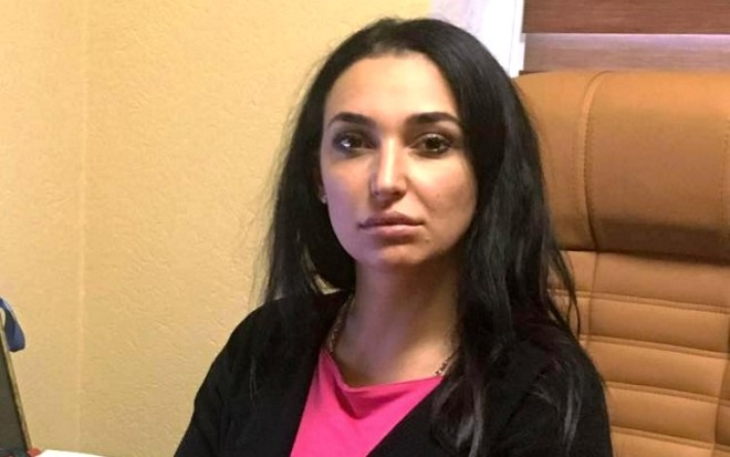 Пимахова Дина Викторовна - фото
