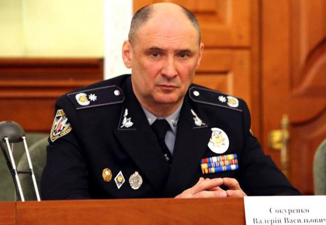 Сокуренко Валерий Васильевич - фото